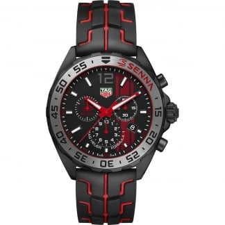 Men's Formula 1 Senna 2017 Edition Chronograph Watch
