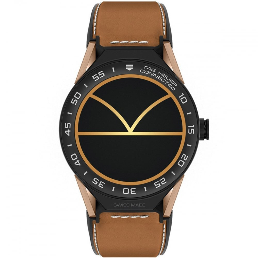 TAG Heuer Men's KINGSMAN Special Edition Connected Modular ...