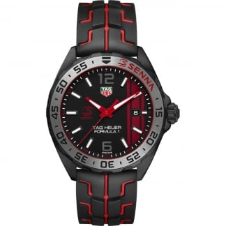 Men's Senna 2017 Special Edition Quartz Formula 1 Watch