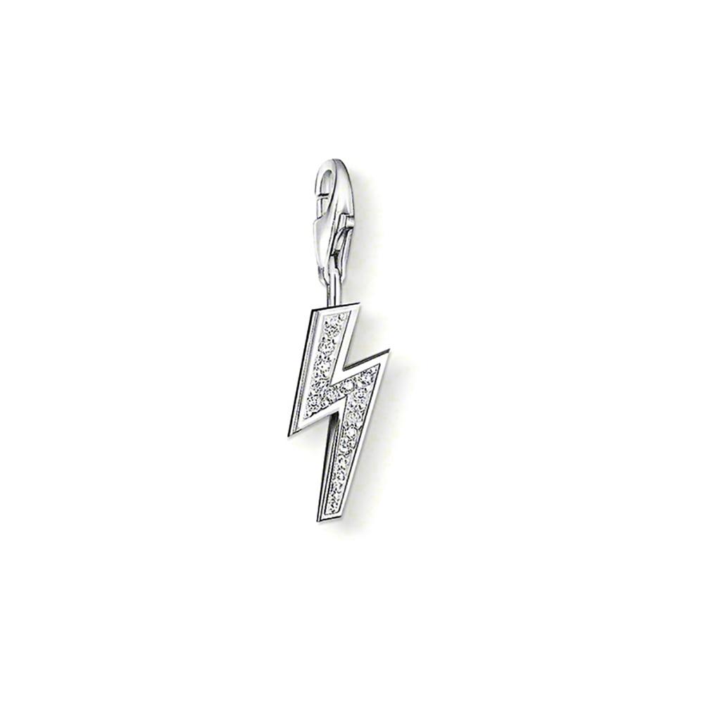 Thomas sabo charm club lightning bolt charm jewellery from charm club lightning bolt charm mozeypictures Choice Image