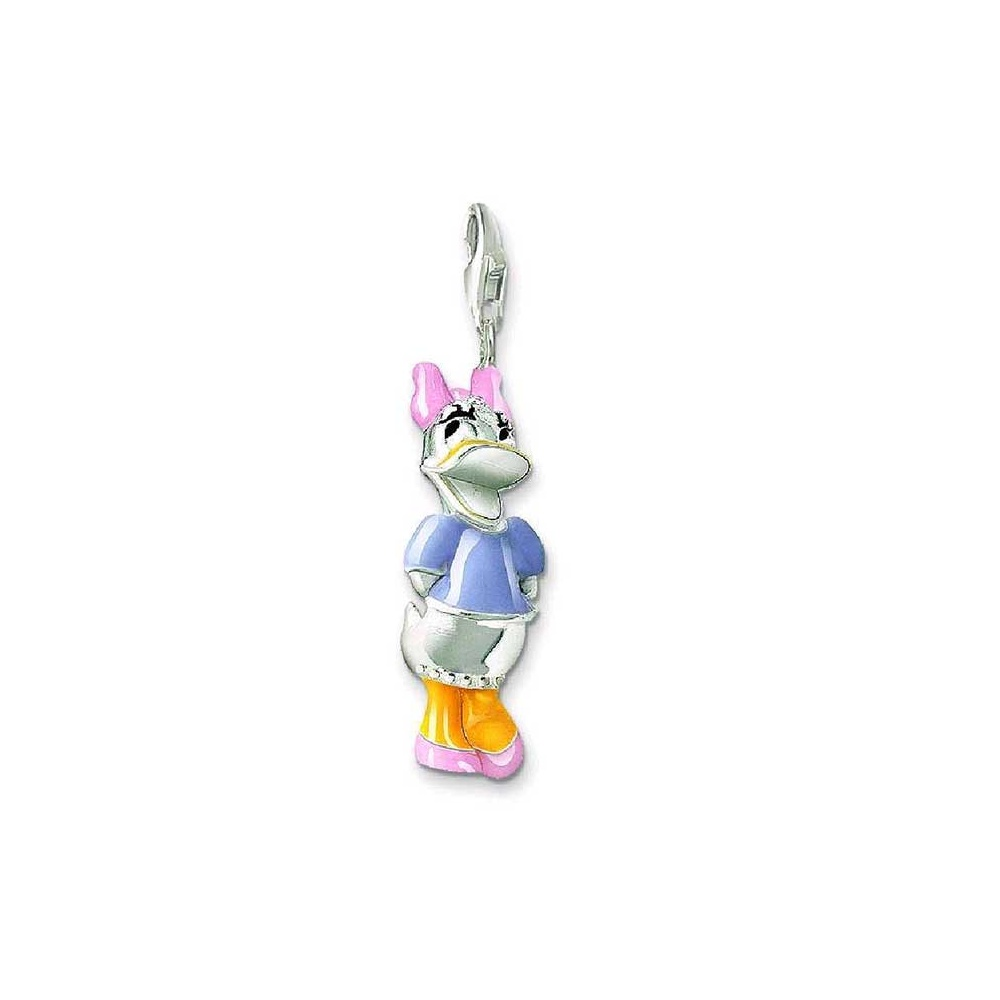 317654ba0c16 Thomas Sabo Daisy Duck Disney Charm - Jewellery from Francis   Gaye ...