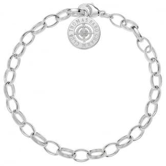 Diamond Charm Bracelet DCX0001-725-14