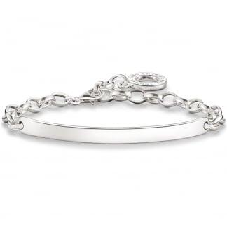 Engraveable Charm Bracelet X0211-001-12