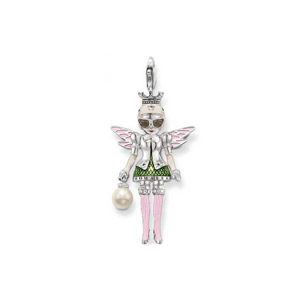Thomas sabo groovy fairy pendant jewellery from francis gaye groovy fairy pendant aloadofball Gallery