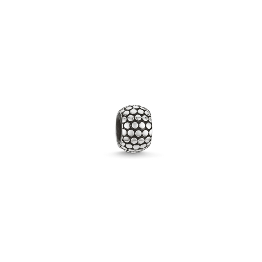 Thomas Sabo Karma Beads Blackened Stopper KS0001-585-12