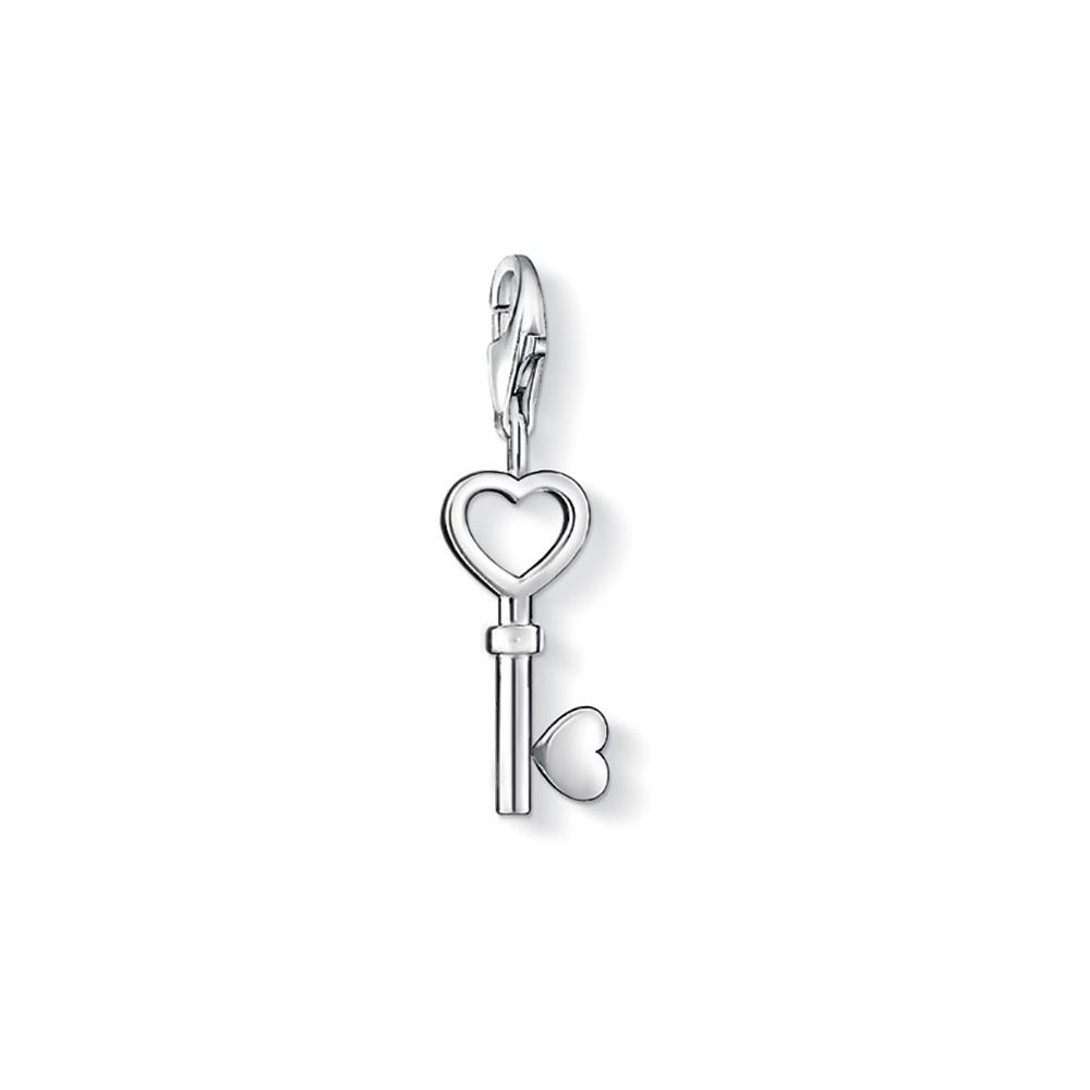 Thomas sabo 0888 001 12 key charm francis gaye jewellers key charm mozeypictures Choice Image