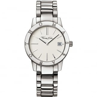 Ladies Glam And Soul Steel Watch WA0004-201-202-33