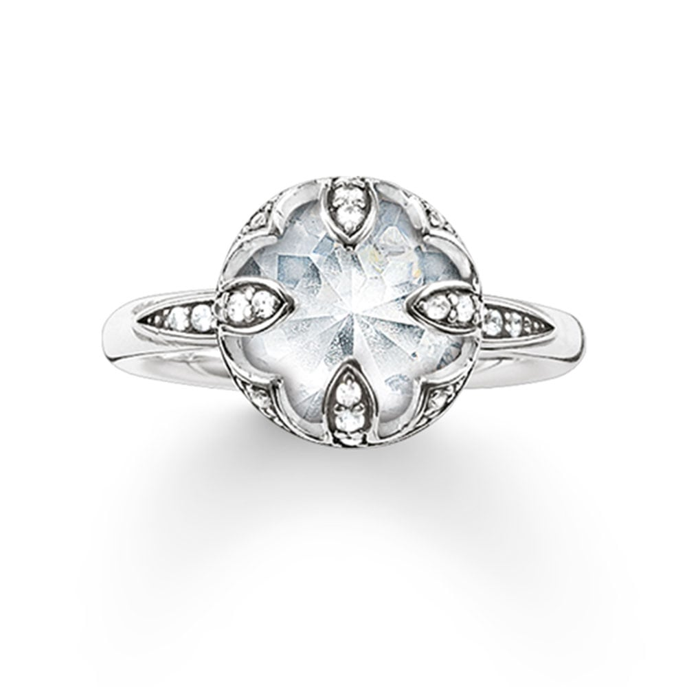 Thomas Sabo Lotus Flower Ring