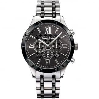 9706968ee38eeb Thomas Sabo Men's Steel Mesh Bracelet Rebel Spirit Watch - Watches ...