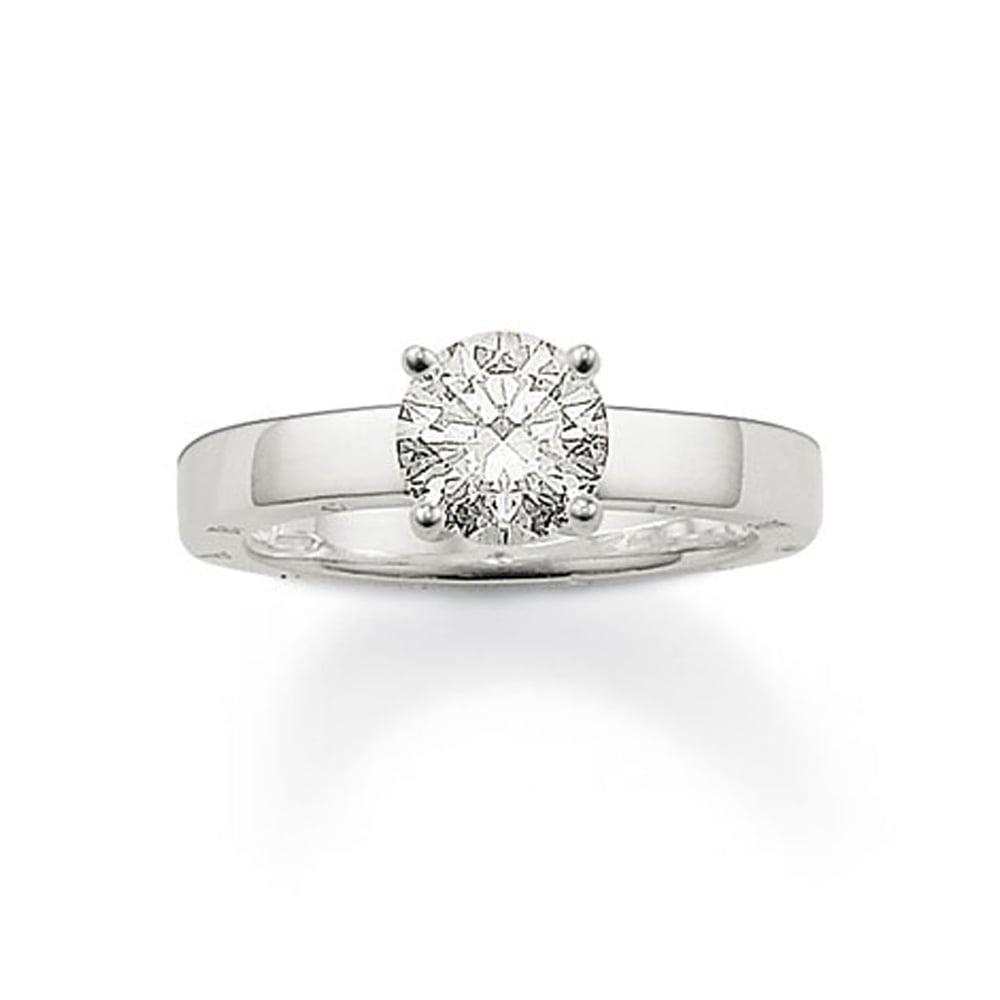 thomas sabo ring silver