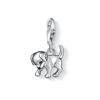 Puppy Dog Charm 0885-007-12
