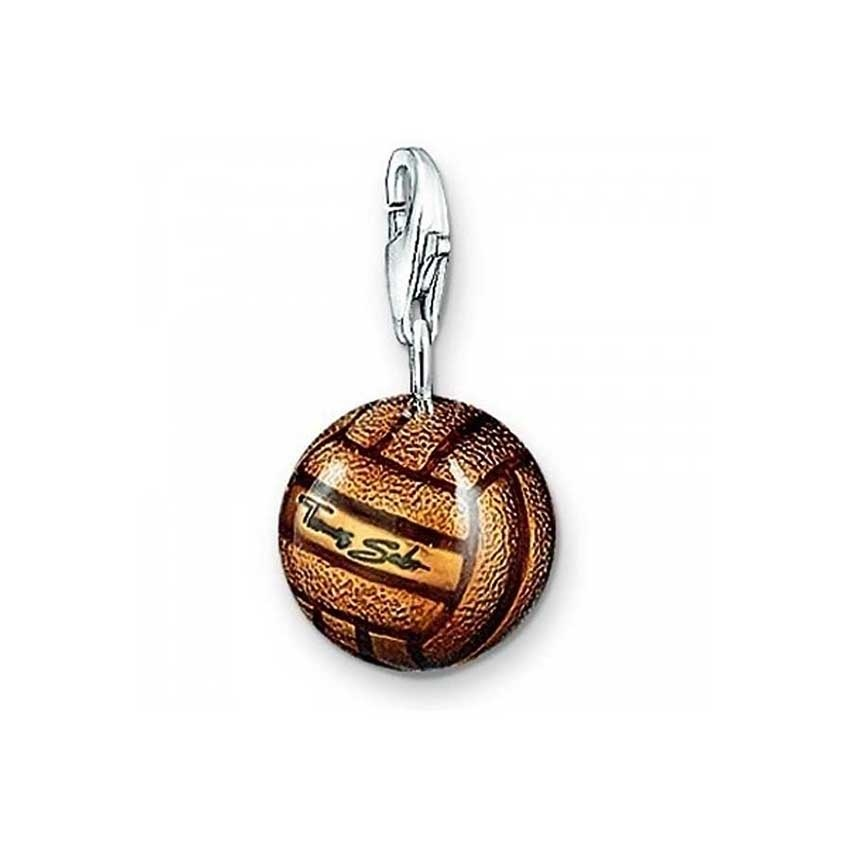 thomas sabo retro football charm jewellery from francis gaye jewellers uk. Black Bedroom Furniture Sets. Home Design Ideas
