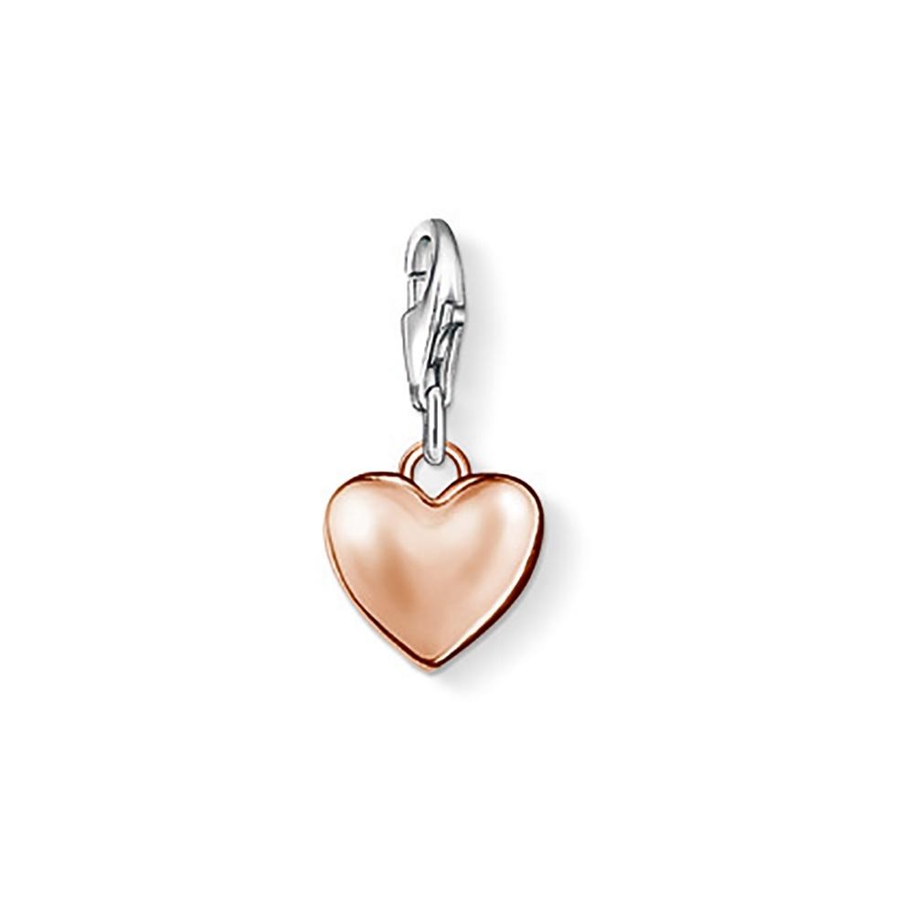 0926 415 12 thomas sabo heart charm francis gaye jewellers. Black Bedroom Furniture Sets. Home Design Ideas
