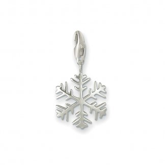 Snow Crystal Charm 0281-001-12