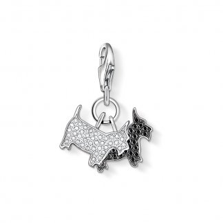 Sparkly Dogs Charm 1019-051-18