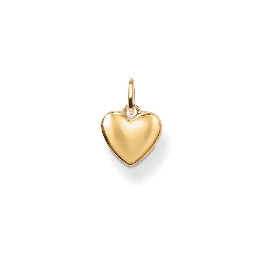 Thomas sabo special edition yellow gold heart pendant jewellery special edition yellow gold heart pendant aloadofball Choice Image