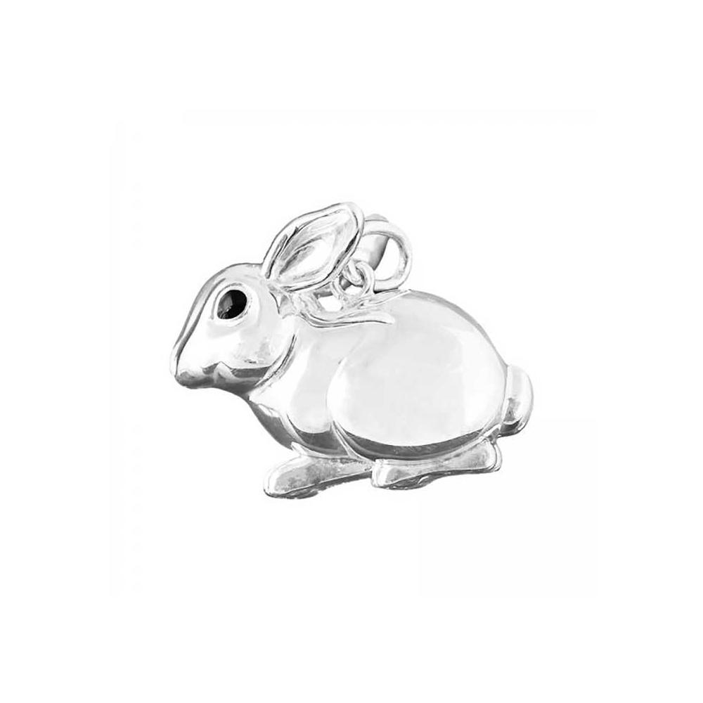 Thomas sabo sterling silver bunny pendant jewellery from francis sterling silver bunny pendant aloadofball Choice Image