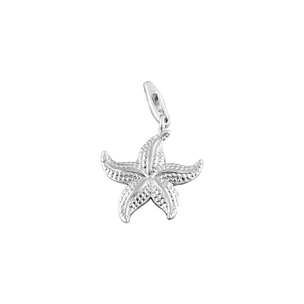 Thomas sabo sterling silver starfish pendant jewellery from sterling silver starfish pendant aloadofball Gallery