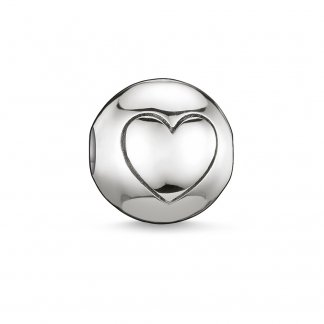 True Love Silver Karma Bead