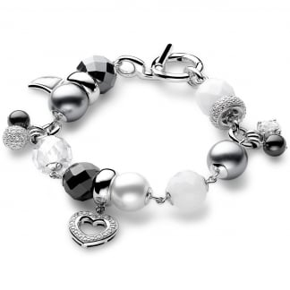 Multi Bead Bracelet 2401MG