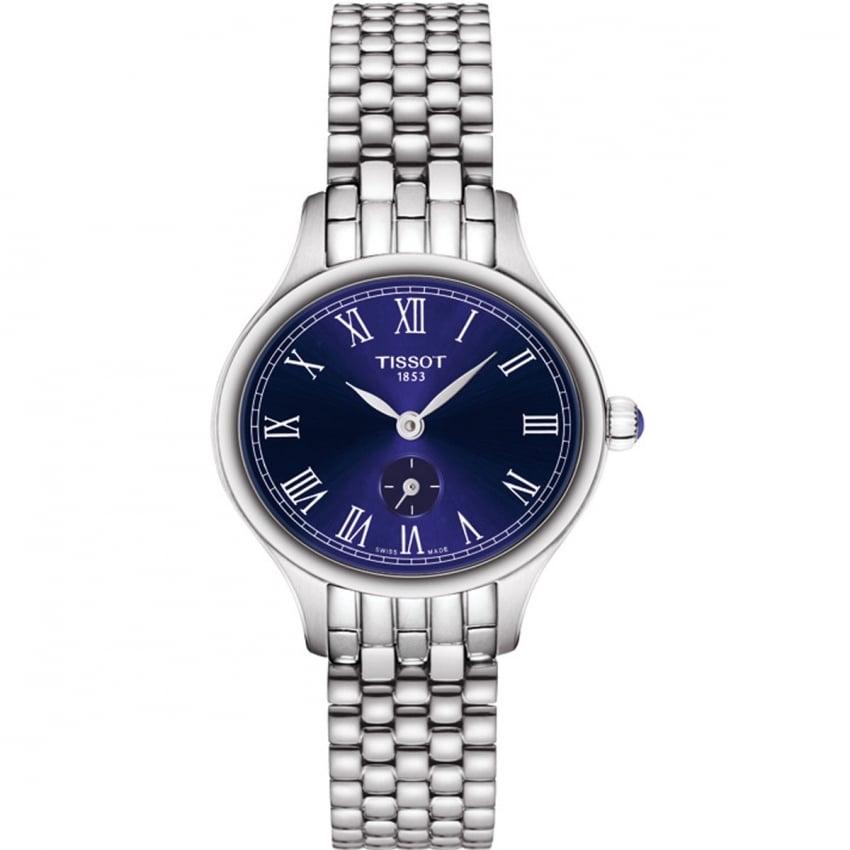 Tissot Ladies Bella Ora Piccola Blue Dial Quartz Watch T103.110.11.043.00