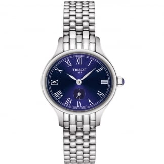Ladies Bella Ora Piccola Blue Dial Quartz Watch T103.110.11.043.00
