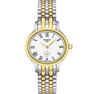 Ladies Bella Ora Piccola Two Tone Quartz Watch T103.110.22.033.00