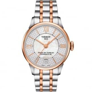 Ladies Chemin Des Tourelles Helvetic Pride Powermatic 80 Watch