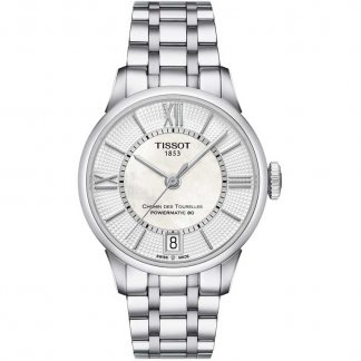 Ladies Chemin Des Tourelles Steel Automatic Watch T099.207.11.118.00