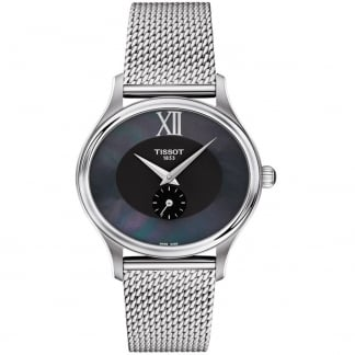 Ladies Black Mother of Pearl Bella Ora Piccola Watch T103.310.11.123.00