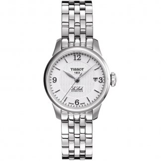 Ladies Swiss Automatic Le Locle Watch T41.1.183.34