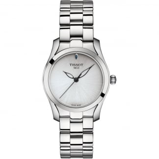 Ladies T-Wave Stainless Steel Watch