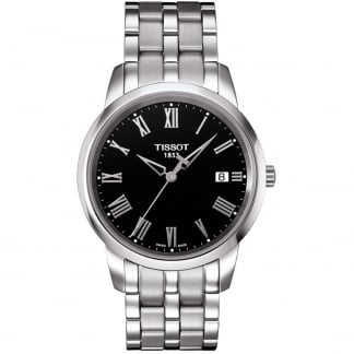Men's Classic Dream Stainless Steel Watch T033.410.11.053.01