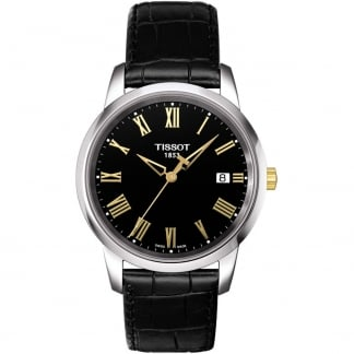 Men's Classic Dream Quartz Watch With Gold Detail T033.410.26.053.01