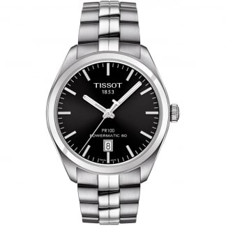 Men's PR 100 Automatic Stainless Steel Bracelet Watch