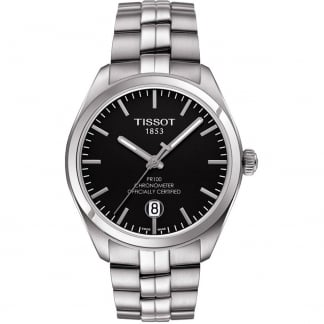 Men's Quartz PR 100 Certified Chronometer Watch