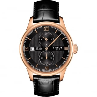 Men's Rose PVD Le Locle Automatique Régulateur Watch T006.428.36.058.02