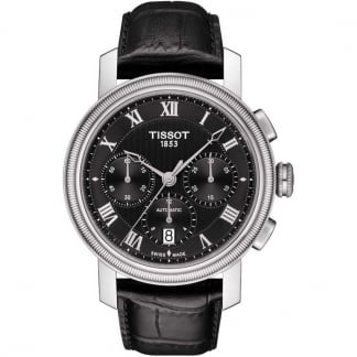 Men's T-Classic Bridgeport Automatic Chronograph Watch