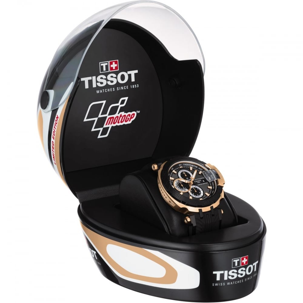 8cd8cc9d209 Tissot Men s T-Race MotoGP 2018 Limited Edition Automatic Watch ...