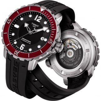 Men's T-Sport Seastar 1000 Automatic Diver's Watch