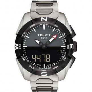 Men's T-Touch Expert Solar Titanium Watch T091.420.44.081.00