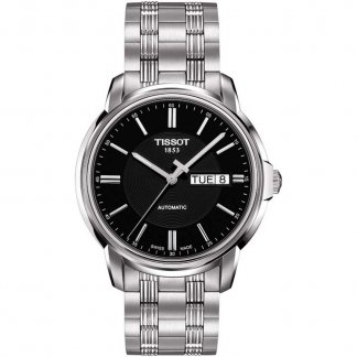 T-Classic Automatic III Men's Day/Date Watch T065.430.11.051.00