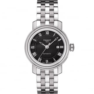 Women's Bridgeport Automatic Lady Black Dial Watch T097.007.11.053.00