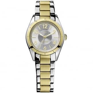 Ladies Hadley Two Tone Steel Bracelet Watch 1781277