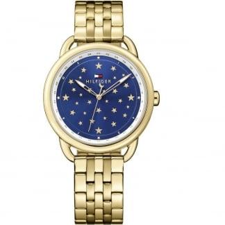 Ladies Lucy Gold Tone Bracelet Watch 1781737