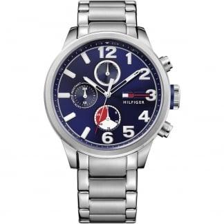 Men's Jackson Steel Bracelet Multifunction Watch 1791242