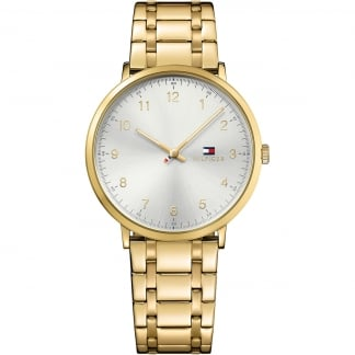 Men's James PVD Gold Bracelet Watch 1791337