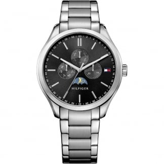 Men's Oliver Multifunction Moonphase Display Watch
