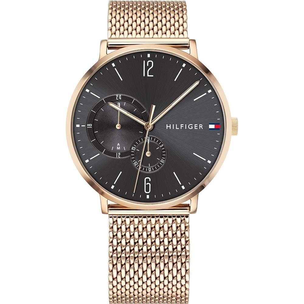 44e99fbb Tommy Hilfiger Men's Rose Gold Mesh Brooklyn Watch Product Code: 1791506