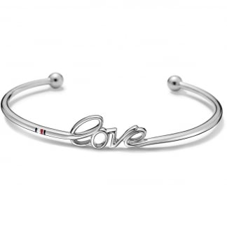 Open Love Bangle